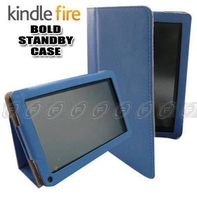 For Kindle Fire Folio Leather Case Cover/Protector/Car Charger/USB