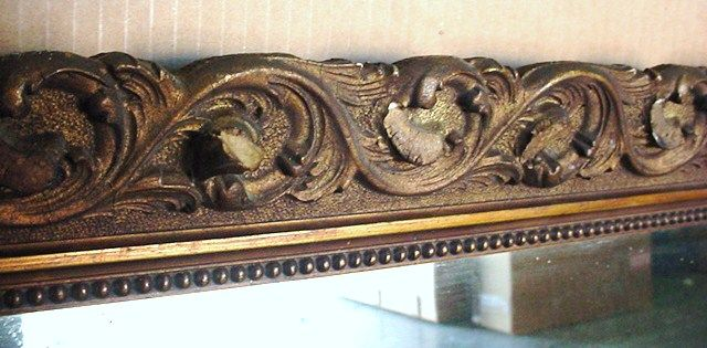 Great Antique French wall mirror # as/2424